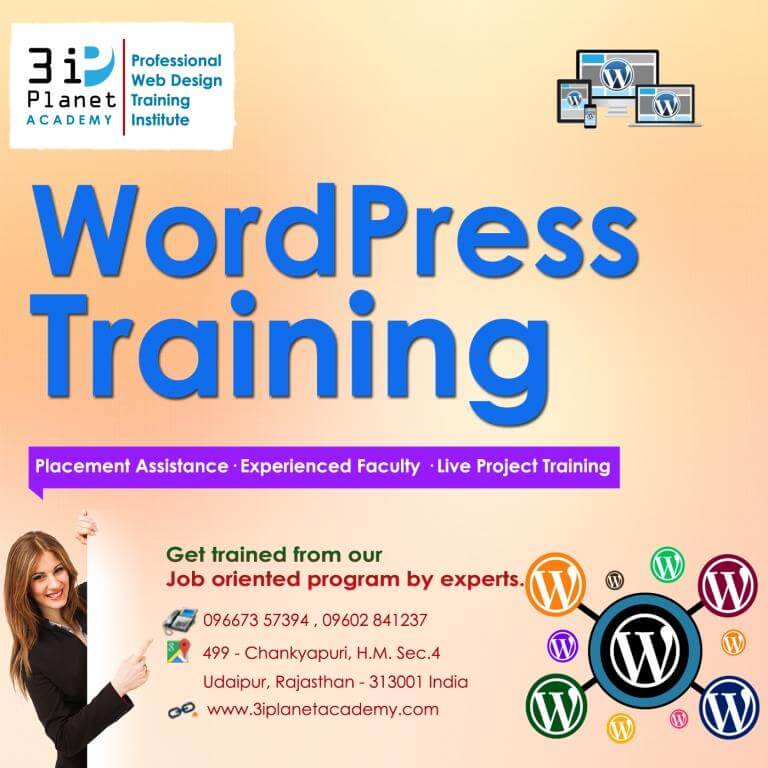 CMS-Wordpress-Training-in-Udaipur